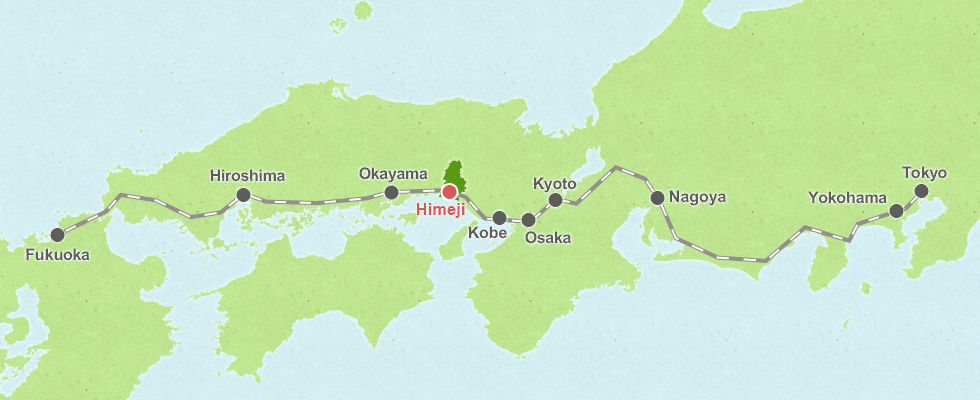 Anreise:Himeji Tourist Information \