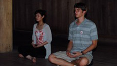 """Experience zen meditation"" try your limit of mindlessness"