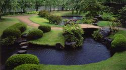 Sightseeing spots himeji tourist information hime no michi for Jardin kokoen